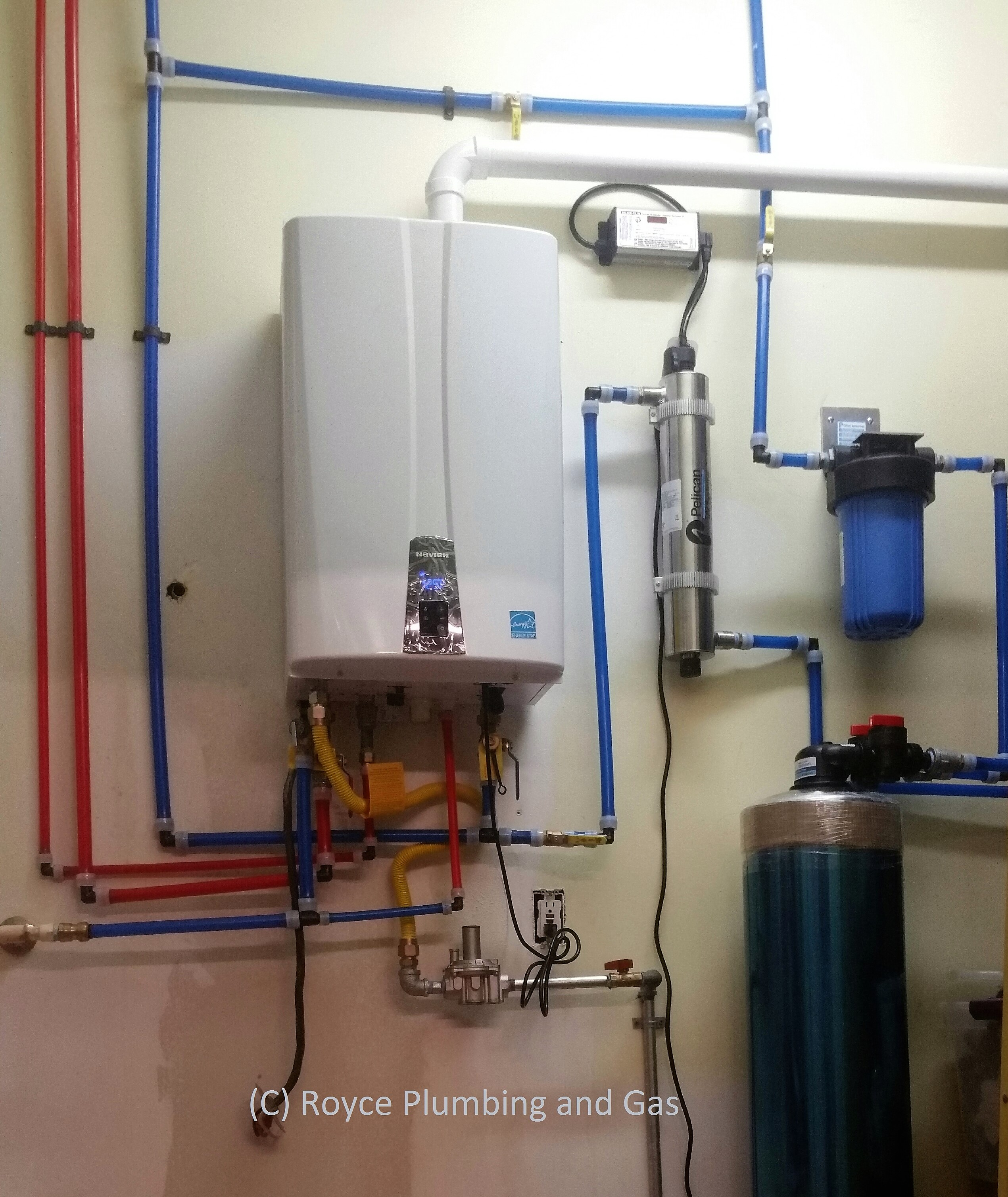 Replace Water Heater Royce Plumbing And Gas