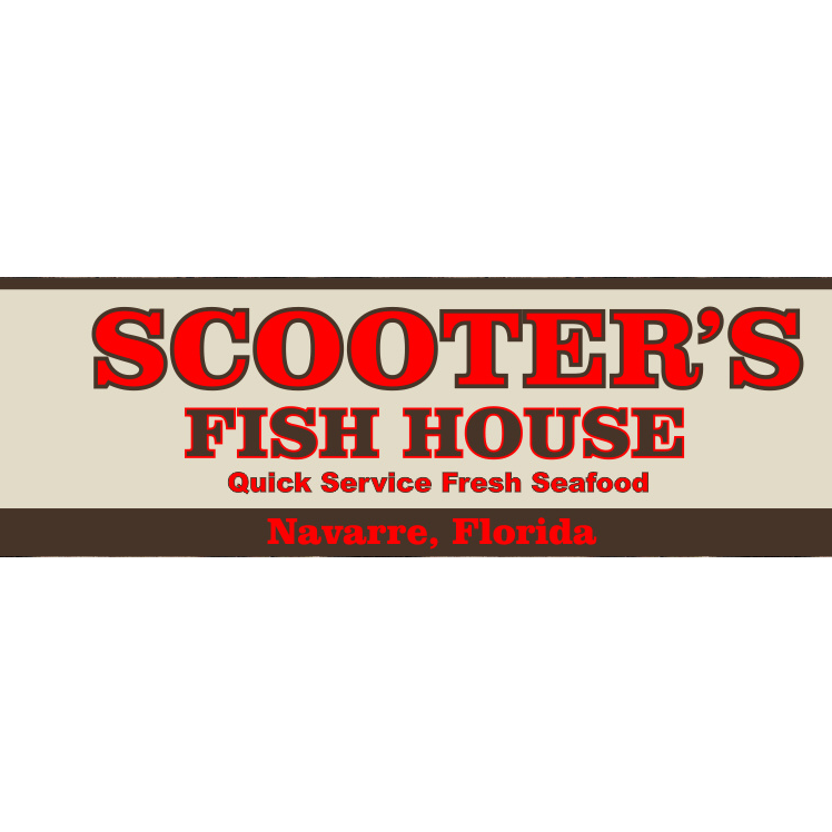 Image result for scooter's fish house logo
